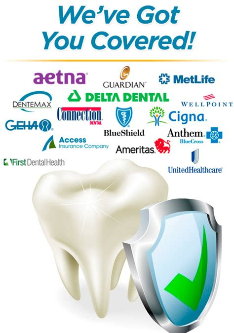 network insurance covered james vartanian dental group