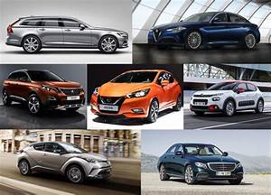 World Auto : meet the 2017 european car of the year nominees ~ Gottalentnigeria.com Avis de Voitures