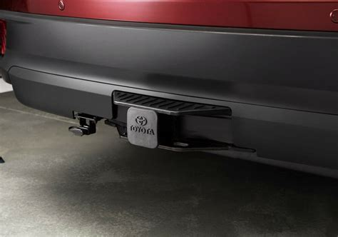 Genuine Toyota Tow Hitch Receive For The