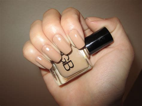 rgb cosmetics nail polish in camel heydoyou lifestyle blog