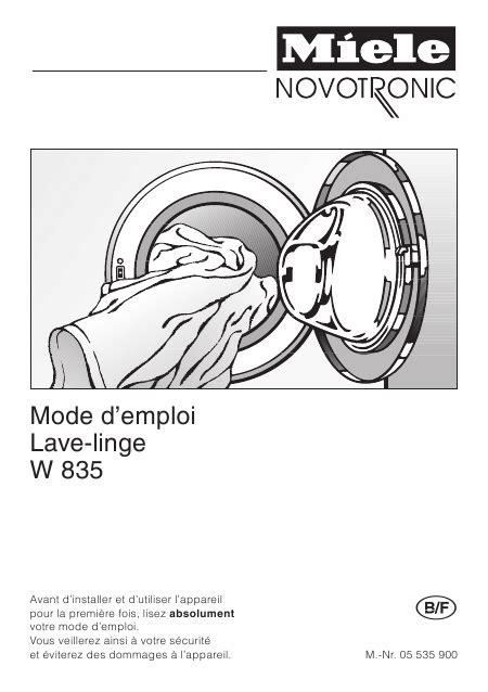 mode d emploi lave linge 28 images mode d emploi lave linge indesit wil 11 trouver une