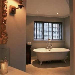 traditional bathroom pictures house to home With grey painted bathrooms
