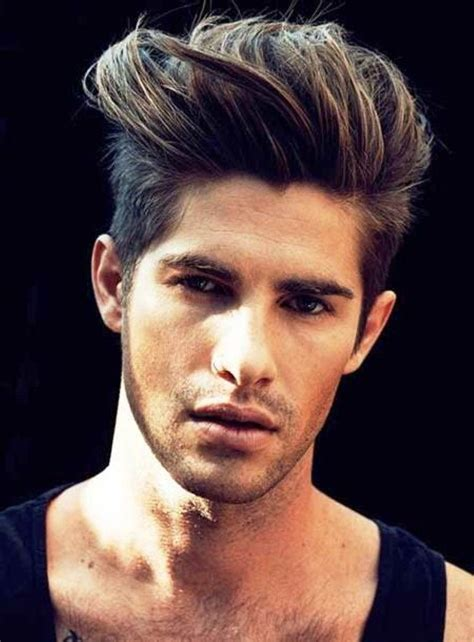 Cool Hairstyles For 2015 by Cool Brushed Up Haircuts For 2015 Trend Voguemagz