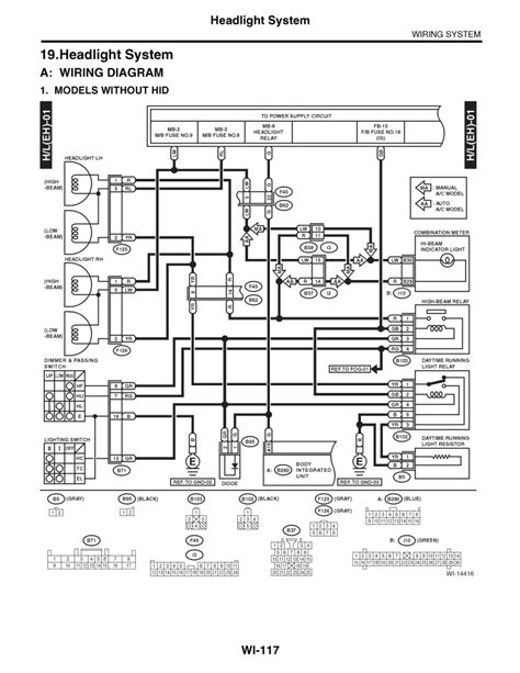 Subaru Forester Engine Diagram Downloaddescargar