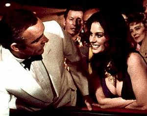 Lana Wood as Plenty O'Toole in 'Diamonds are Forever ...