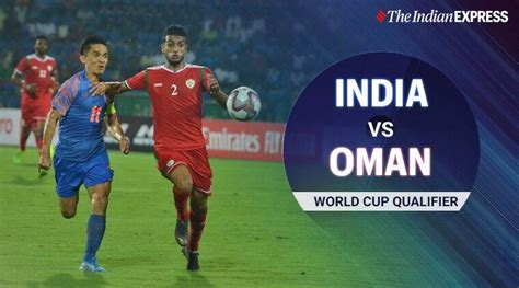 In fact, barring two draws, they have a 100% winning record. India vs Oman Football Live Score, FIFA World Cup 2022 Qualifiers Football Match Live Score ...