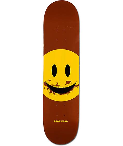 75 skateboard decks goodwood dirt 7 75 quot skateboard deck at zumiez pdp