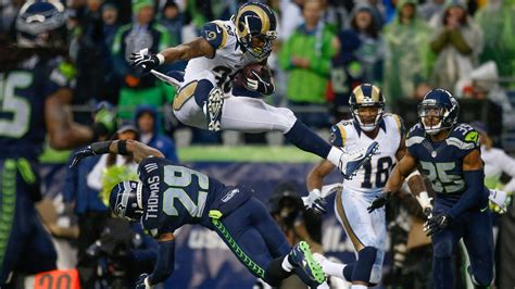 los angeles rams rb todd gurley season stat