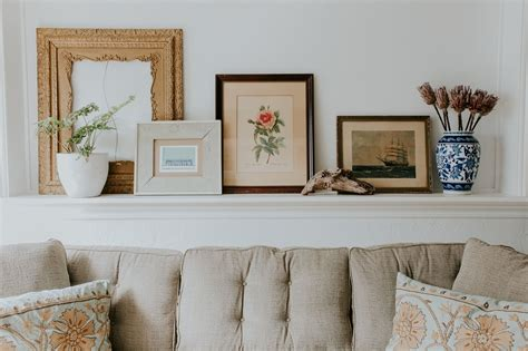 florida living room design mid century wall art gallery ...