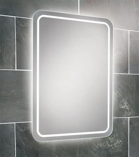 Bathroom Mirror Steam Free by Hib Steam Free Led Back Lit Bathroom Mirror 500 X