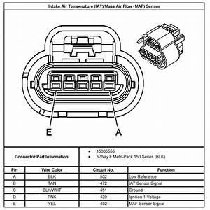 5 Wire Maf Sensor Wiring Diagram