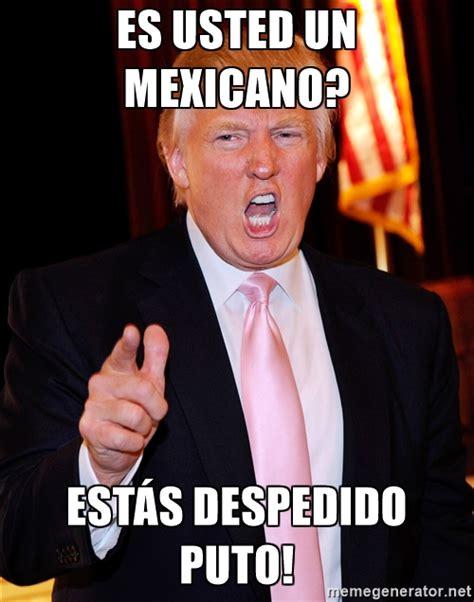 Donald Trump Mexican Memes - suscita oleada de memes visita de trump a m 233 xico