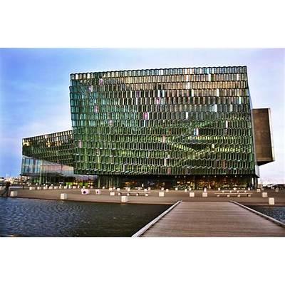 Harpa – Reykjavik Concert Hall and Conference Centre