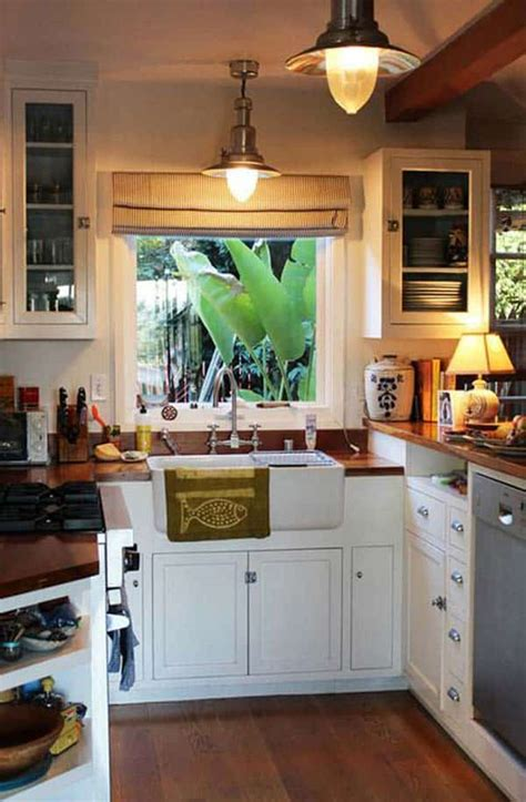 19 Beautiful Showcases Of Ushaped Kitchen Designs For