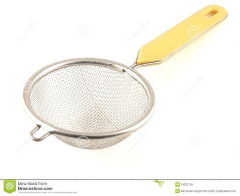 fond blanc cuisine passoir de cuisine images libres de droits image 13522159