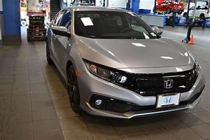 2020 New Honda Civic Sedan Sport Manual At Honda Of Mentor