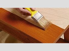 How to Stain Furniture Bob Vila