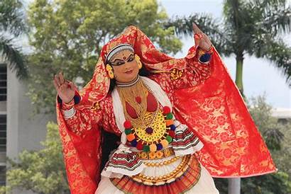 Indian Culture India Kerala Dance Bring Dancers