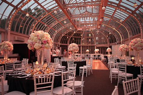 here are the 5 most exclusive wedding venues in new york