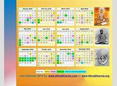 Jain Calendar
