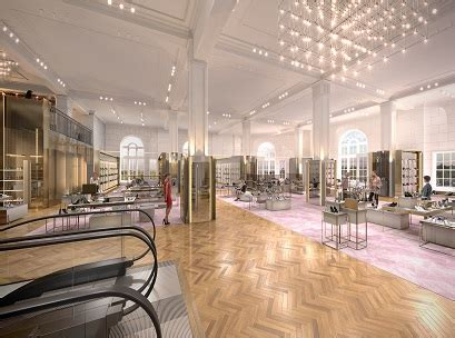 david jones charts future   flagship  retail