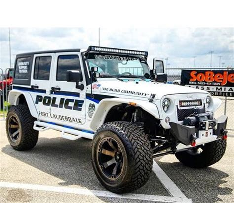 police jeep wrangler police cars jeeps pinterest cars forts and fort