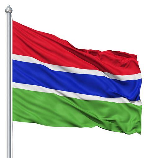 gambia flag printable flags