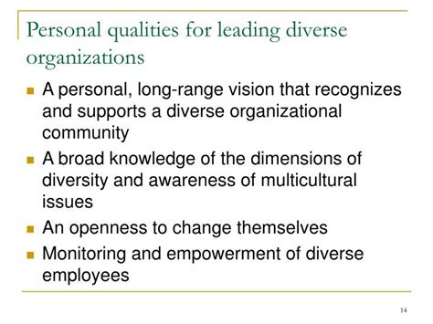 Personal Qualities For by Ppt Chapter 11 Powerpoint Presentation Id 818033