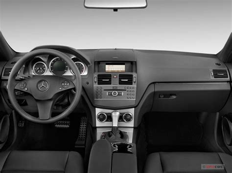 C300 sport, c300 luxury, c350 sport and c63 amg. 2011 Mercedes-Benz C-Class Pictures: Dashboard | U.S. News & World Report