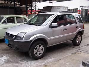 Caracteristicas Del Ford Ecosport 2005