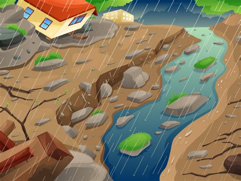 Muhaimin gambar sketsa no comments. 30+ Ide Keren Sketsa Gambar Bencana Alam Banjir - Tea And Lead