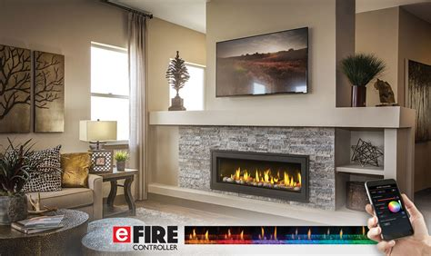 napoleon vector lv linear direct vent gas fireplace