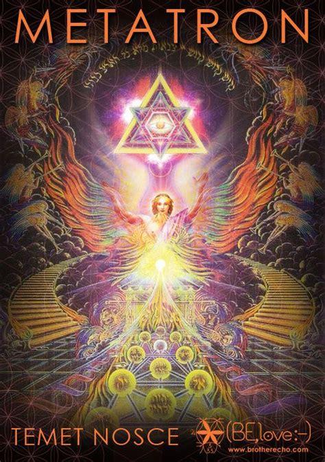 archangel metatron star images  pinterest