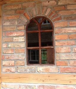 Fenster Mit Rundbogen : eisenfenster mit rundbogen fenster gartenmauer runder bogen fenster v 66 x 39 eisenfenster ~ Markanthonyermac.com Haus und Dekorationen