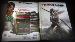 Tomb Raider  2013  Limited Edition Strategy Guide With Amulet Review Unboxing
