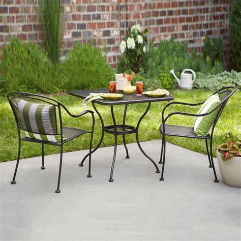 garden treasures patio furniture furniture shop garden treasures vinehaven count steel