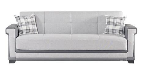 Cornella Light Gray Sofa Bed By Mobista