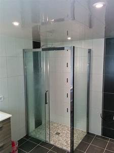 Salle De Bain à L Italienne : cr ation salle de bain avec douche l 39 italienne le havre ~ Dailycaller-alerts.com Idées de Décoration