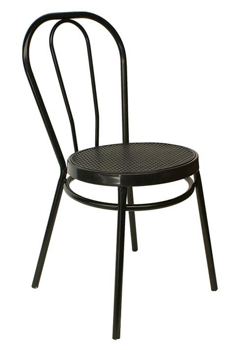 chaise de bistrot vintage chaise métallique mod bistrot fabriquée francisco segarra