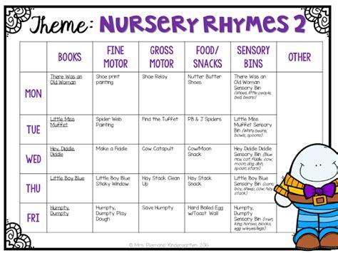 tot school nursery rhymes tot school kindergarten 510 | 3efedfcd33aa1a5957faba8e331044c8