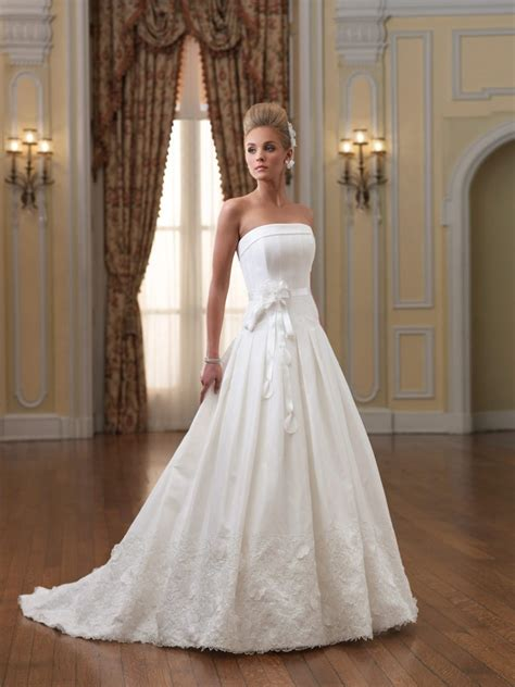 27 elegant and cheap wedding dresses the wow style