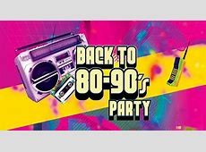 Back to 80´s 90´s Party at ROSSINI Bar Restaurant