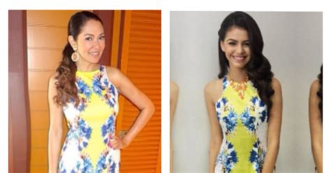 janine gutierrez and ruffa gutierrez fashion pulis who wore it better ruffa gutierrez vs