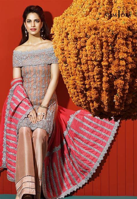 shoulder dresses fashion  pakistan