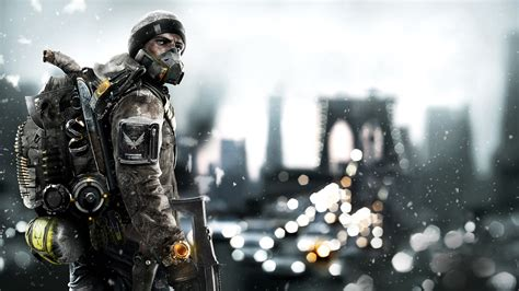 The Division Background Tom Clancy S The Division Wallpapers Hd Inspirationseek