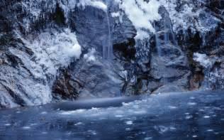 Beautiful Scene Winter Snow