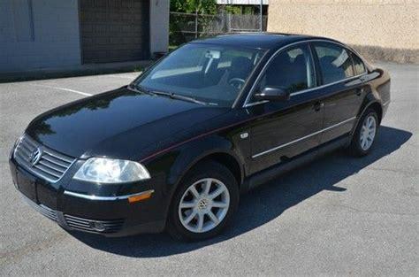 Find Used 2004 Volkswagen Passat Gls Sedan 4-door 1.8l In