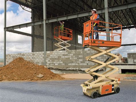 How Much Does It Cost To Rent A Scissor Lift?
