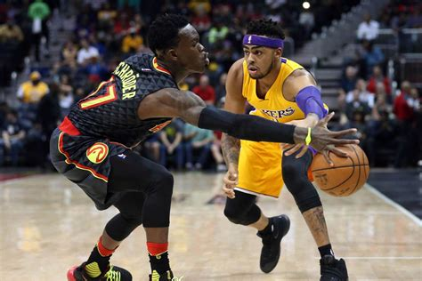 lakers hawks usa today podcast angelo postgame russell breaking season down game vs getz jason sports