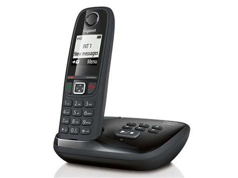 telephone fixe conforama t 233 l 233 phone fixe sans fil avec r 233 pondeur gigaset as405a noir vente de t 233 l 233 phone r 233 sidentiel